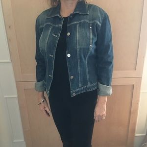 Max Mara jean jacket